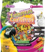Tropical Carnival® ZOO•VITAL® Rice-Based Large Parrot & Macaw Pellets-0