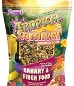 1.5 lb. Tropical Carnival® Canary & Finch Food-0
