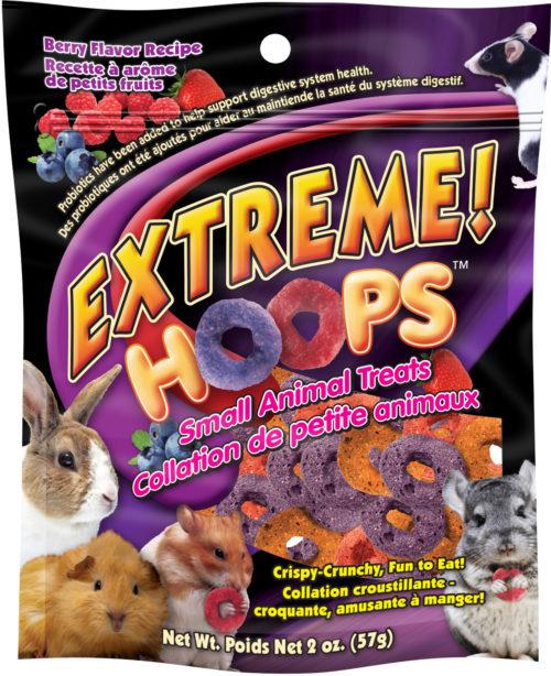Extreme! Hoops™ Small Animal Treats-0