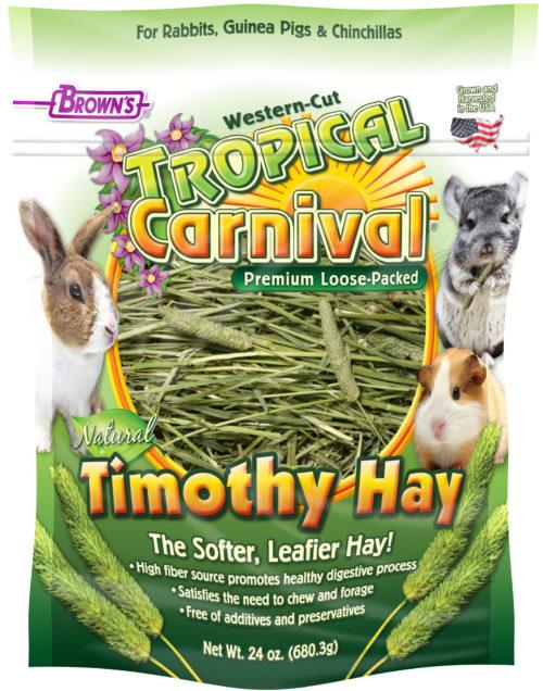 Tropical Carnival® Natural Timothy Hay-0