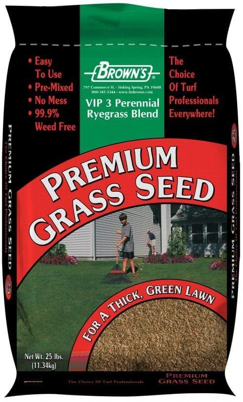 VIP 3 Perennial Ryegrass Blend -1711