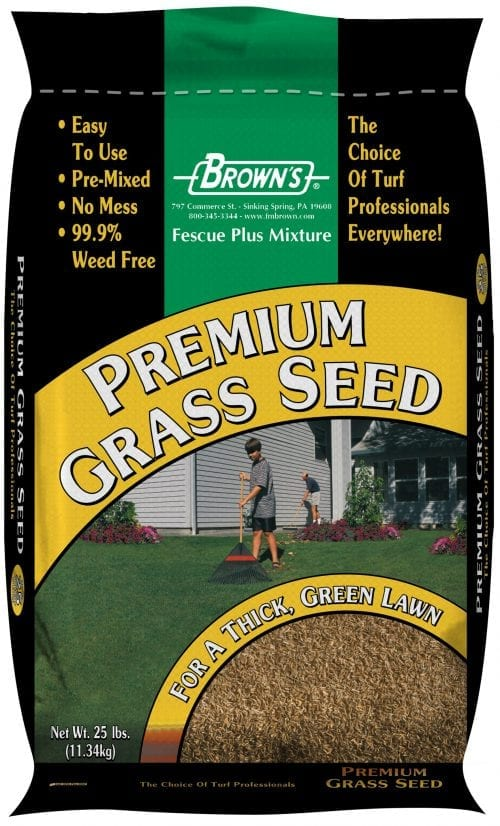 Green Turf Fescue Plus Mixture-1702