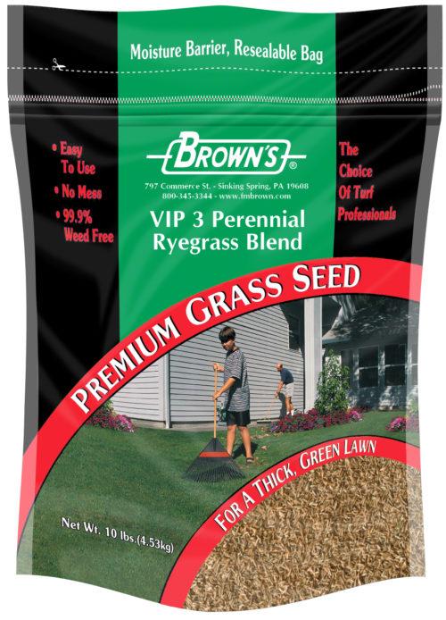VIP 3 Perennial Ryegrass Blend -0
