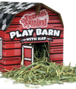 Tropical Carnival® Play Barn with Hay-0