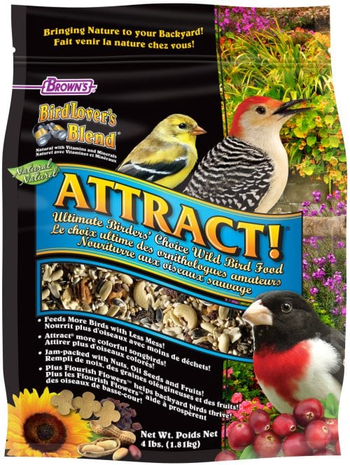 Bird Lover's Blend® Attract!® Birders' Choice Ultimate Blend-0