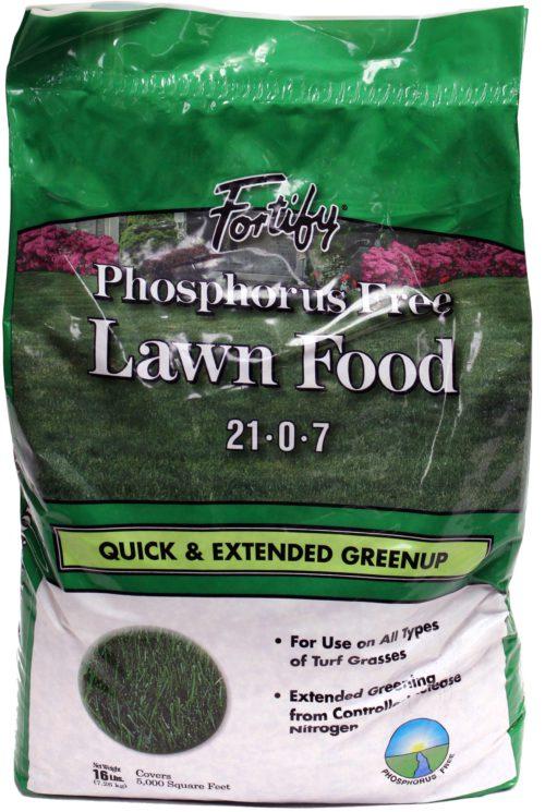 Fortify 21-0-7 Lawn Food-0