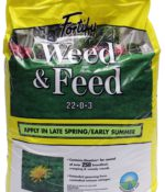Fortify 22-0-3 Phosphorous Free Weed & Feed with Dissolve-0