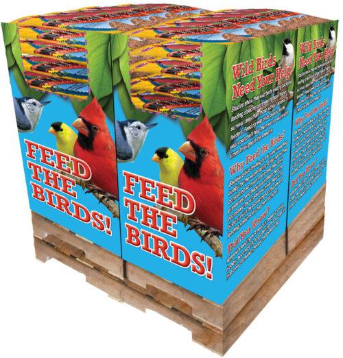 100 pc. - 20 lb. Value Blend Select™ (Poly-Woven Bag) Quad Bin-0