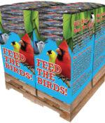 200 pc. - 7 lb. Bird Lover's Blend® Songbird Deluxe Quad Bin-0