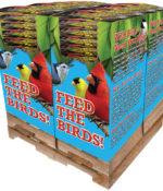 200 pc. - 10 lb. Bird Lover's Blend® All Seasons! Banquet Quad Bin-0