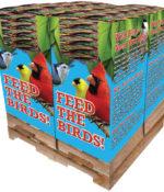 240 pc. - 5 lb. Bird Lover's Blend® No Squirrels... Just Birds!™ Quad Bin-0