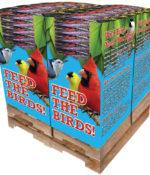 280 pc. - 7 lb. Bird Lover's Blend® Best Blend Quad Bin-0
