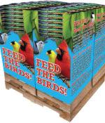280 pc. - 7 lb. Bird Lover's Blend® No Waste Blend Quad Bin-0