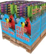 380 pc. - 5 lb. Song Blend® Supreme Buffet Quad Bin-0
