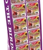 48 pc. Garden Chic!® Songbird Seed Cake Display -0