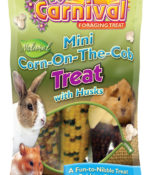 Tropical Carnival® Natural Mini Corn-On-The-Cob Treat with Husks-0