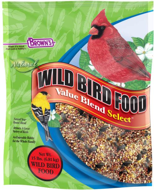 Value Blend Select™ Natural Wild Bird Food-0