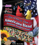 7 lb. Bird Lover's Blend® Red, White & Blue Americana Blend™ Gourmet Songbird Food-0