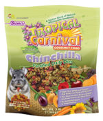 Chinchilla-Food