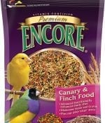 Encore® Premium Canary & Finch Food