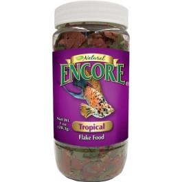 Encore® Natural Tropical Fish Flake Food